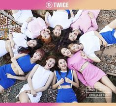 Happy 1st Anniversary unnies!!!! I love you with all my heart #twice1stanniversary #ONCE #TWICE #트와이스