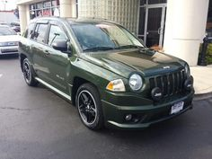 2008 Jeep Compass, 87,874 miles, $15,950.