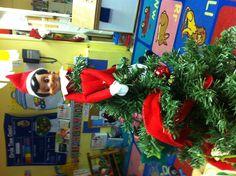 Class elf on the shelf