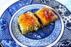 Oya's Cuisine - Baklava Yufkasından Çıtır Börek