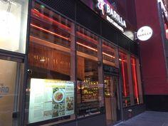 BARILLA presenta la prima vetrina interattiva al Mondo, nel ristorante di Manhattan, articolo tratto da Spaghettitaliani.com