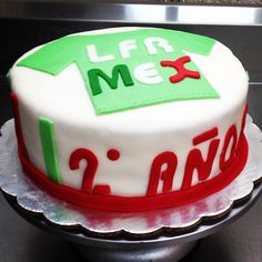 Feliz Aniversario LRF Runners! Que lo disfruten!
