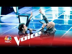 """The Voice 2015 - Keith Semple vs. Manny Cabo: """"Baba O' Riley"""" (Sneak Peek) - YouTube"""
