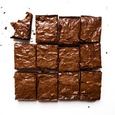 """Nick's 'Supernatural' Brownies. Really, """"Nick's?"""" Are we sure it wasn't Dean's or Sam's?"""