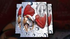 UNICA la crei tu !  La fede nuziale, simbolo per eccellenza della Tua storia d'Amore.