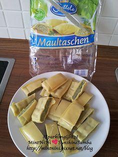 Recipe: German Maultaschen
