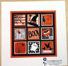 Happy Howl-o-ween Treat card | Flowerbug's Inkspot | Bloglovin'