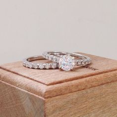 57 Trendy Wedding Bands With Engagement Ring Emerald Brilliant Earth Brilliant Earth, Trendy Wedding, Wedding Ideas, Wedding Planning, Dress Rings, Wedding Bands, Wedding Ring, Dream Wedding, Diamond Are A Girls Best Friend