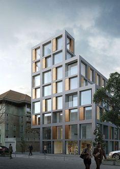 Best Modern Apartment Architecture Design 7