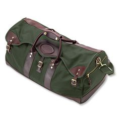Battenkill® classic duffle from Orvis. {AAS}