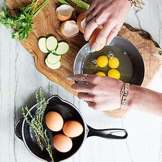Eggs | Forget about a low fat diet! There are many high-fat superfoods you need to include in your healthy diet.