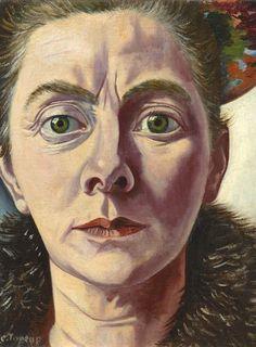 Charley Toorop, 'Self-portrait', 1940