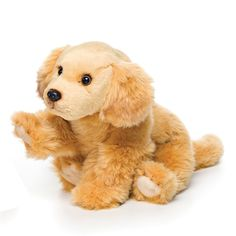 f2bb8e558d Lifelike Golden Retriever Stuffed Animal by Nat and Jules