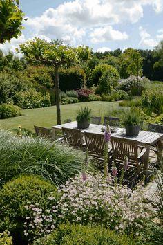 tuin tuinontwerp tuinarchitect hovenier hoveniersbedrijf tuinaanleg beplanting beplantingsplan onderhoud villatuinen gazon borders terras