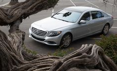 2018 Mercedes-Maybach Pullman: 21-Plus-Feet of the Best Money Can Buy - Photo Gallery of Feature from Car and Driver - Car Images - Car and Driver
