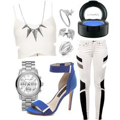 Fashion inspiration for a Friday night out! Night Out by leeshfashion featuring bracelet watches Night Out, Bracelet Watch, Style Inspiration, Shoe Bag, Polyvore, Stuff To Buy, Shopping, Collection, Design