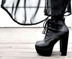 Cobat boot heels! :0