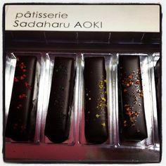 Patisserie Sadaharu AOKI. Pure artistry.