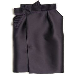 Lanvin Bow-detail Skirt