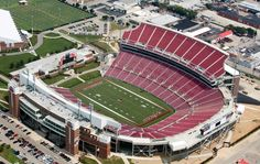 Papa John's Cardinal Stadium, University of Louisville (Louisville, Jefferson County, Kentucky)