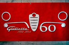 Giulietta Alfa Romeo Logo, Alfa Romeo Cars, Alfa Alfa, Maserati, Cool Cars, Neon Signs, Beautiful Things, Advertising, Drawing