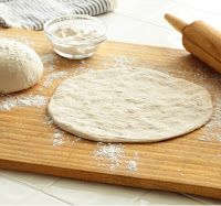 Massa de Pizza Básica Tradicional - Máquina de Pão