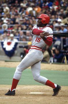 George Foster, Cincinnati Reds