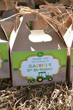 Partylicious: {Tractor Party}