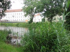 Oranienburg Castle is beautiful, regardless the season or weather. A little wonderland.