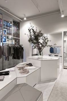 A Quiet Approach To Design That Screams Substance Retail InteriorStore