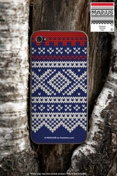Marius® - A beautiful skin to keep your iPhone snug as a bug.    This is the only original Marius® skin in the whole world, and it's sold exclusively through Paal's Hens!