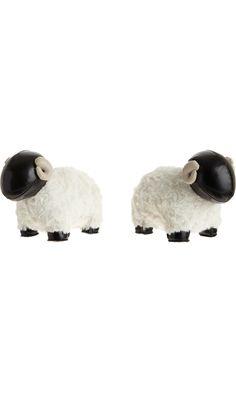 Zuny Sheep Bookends