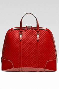 Gucci - Women's Bags - 2013 Pre-Fall. Oh my. Better than ruby slippers. I would rock this forever. Love this bag.