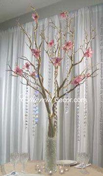 decoracion de bodas con metal y rosas - Buscar con Google