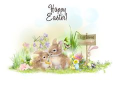 """Happy Easter To All ❤"" by idocoffee ❤ liked on Polyvore featuring art"