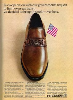 Sell Me Yesteryear: Freeman Shoes