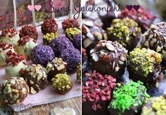 Sund Julekonfekt med blåbær, dadler og karamelcreme ♥