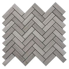 CCI Gray Natural Stone Mosaic Floor Tile (Common: 12-in x 12-in; Actual: 10.8-in x 12.4-in)