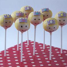 i love the princess cake pops for a princess themed birthday Princess Cake Pops, Princess Theme Party, 4th Birthday Parties, 2nd Birthday, Birthday Cakes, Birthday Ideas, Barbie Cake, Barbie Party, Royal Cakes