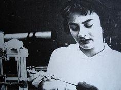 Oswald's Girlfriend Judy Baker