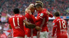 ไฮไลท์ฟุตบอล (Bundesliga) บุนเดสลีกา บาเยิร์น มิวนิค 1-1 ชาลเก้ 04