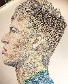 Design: Neymar #fcblive [via @aejaz_barca]