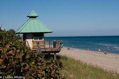 Spanish River Beach, Boca Raton, Florida