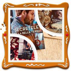"Seria ""Bella Terra"" de Christina Dodd"