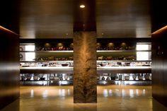 Imagem 2 de 14 da galeria de Restaurante Rodeio / Isay Weinfeld. Fotografia de Romulo Fialdini