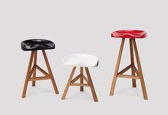 heidi stool -Established & Sons