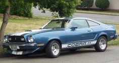 1975 Mustang Cobra