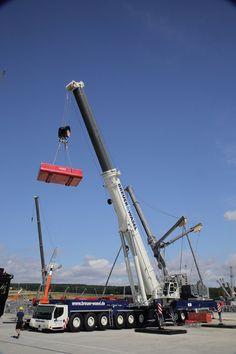 Liebherr - Mobile Crane LTM 1750-9.1