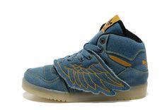 Jeremy Scott shoes 2012 Denim Wings Kids JS Wings V24619