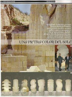 PiMar tra le pagine di INTERNI #design #architettura #salento